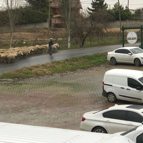 12/17/2017 tarihinde Özlemziyaretçi tarafından Gölköy Restaurant'de çekilen fotoğraf