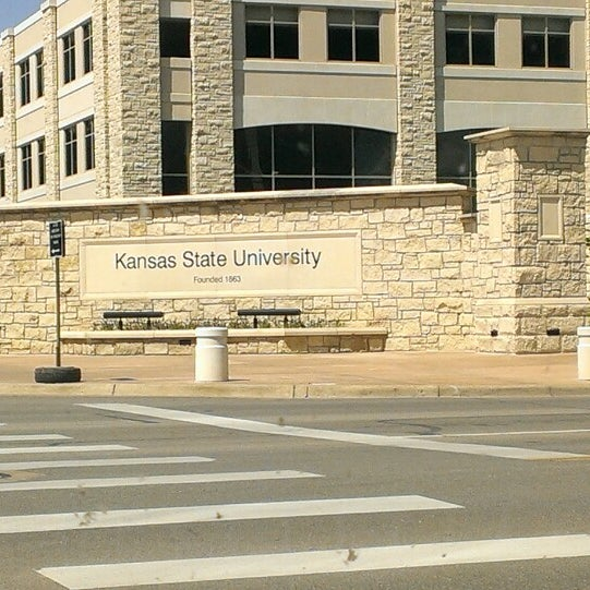 Photo taken at Kansas State University by Manny R. on 6/9/2013
