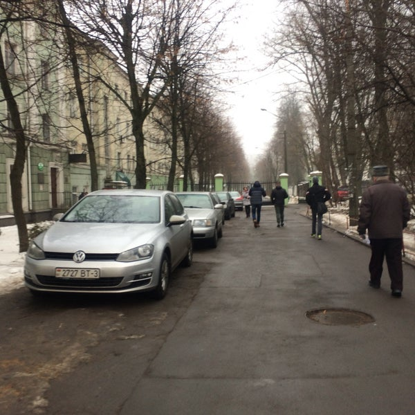 Photo taken at БНТУ корпус 18 ФММП by Кристина Б. on 2/17/2017