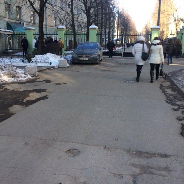 Photo taken at БНТУ корпус 18 ФММП by Кристина Б. on 2/9/2017