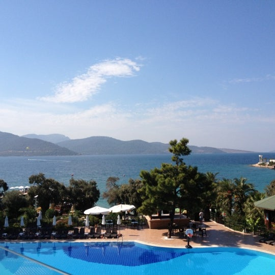 10/9/2012 tarihinde Ylmz Y.ziyaretçi tarafından Rixos Premium Bodrum'de çekilen fotoğraf