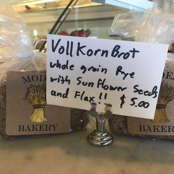 Photo taken at Model Bakery by Jörg E. on 6/26/2017