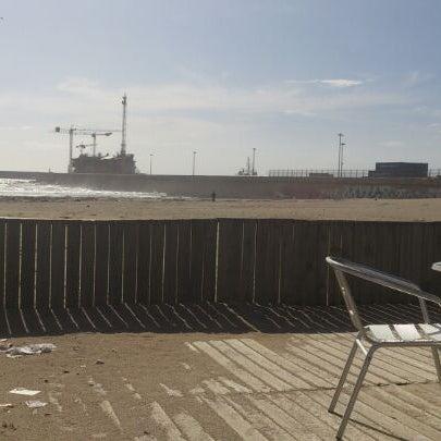 Photo taken at Praia do Titan by Nuno F. on 4/3/2013