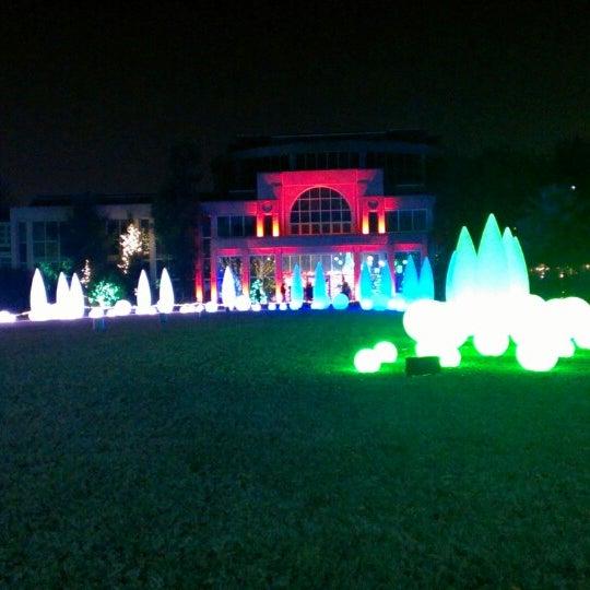 Photo taken at Atlanta Botanical Garden by Casey C. on 11/23/2012
