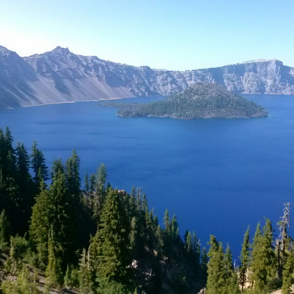 Photo taken at Crater Lake National Park by Ricardo S. on 7/27/2013