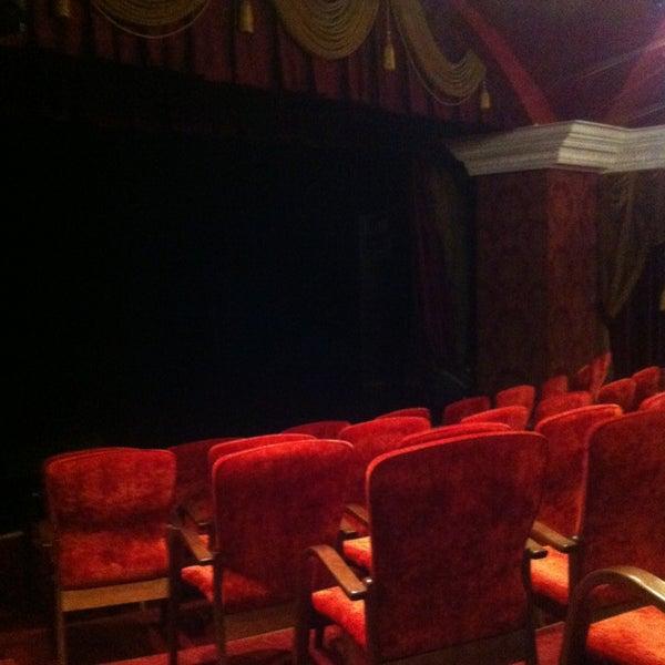 Снимок сделан в Театр-кабаре на Коломенской/ The Private Theatre and Cabaret пользователем 🍒🎀Anastasia D. 5/26/2013