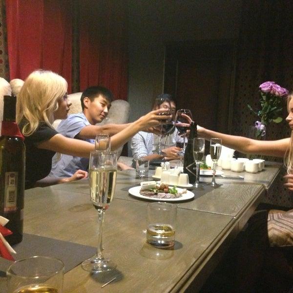 Снимок сделан в ресторан ORDA пользователем varvara b. 7/5/2015