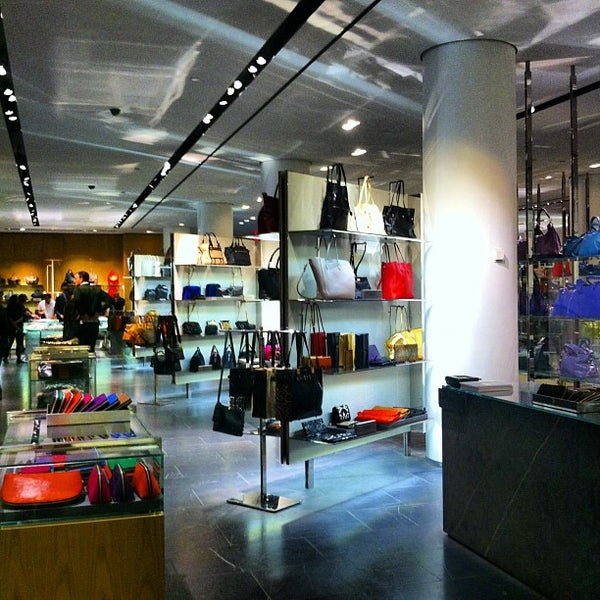 Photo taken at Barneys New York by Oya Y. on 10/27/2012
