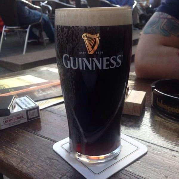 Das Foto wurde bei Fritzpatrick's Irish Pub von Alexander K. am 5/17/2014 aufgenommen
