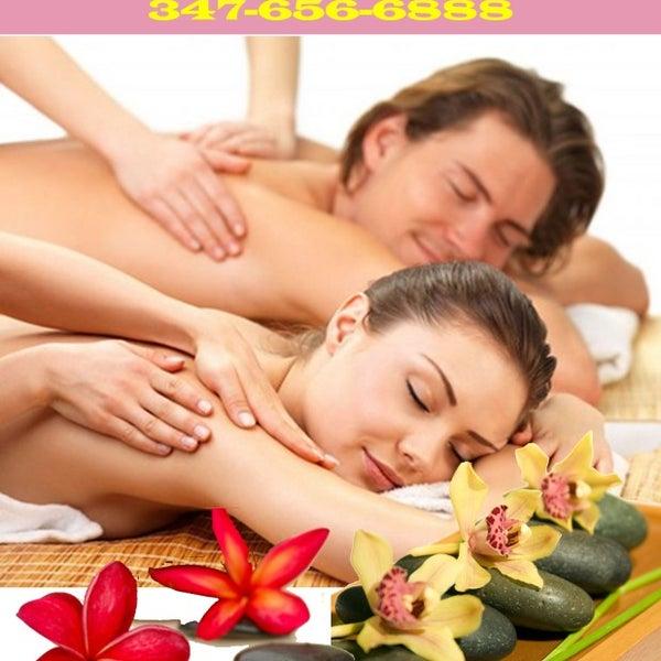 Asian getting massage hidden cameras-9335