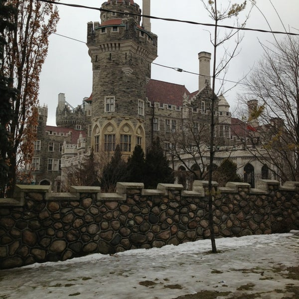Photo taken at Casa Loma by Christina M. on 3/12/2013