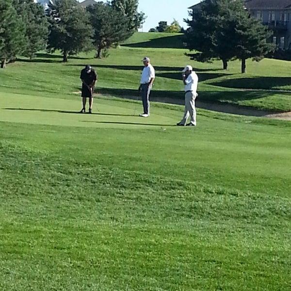Photo taken at Wilderness Ridge Golf by Doug P. on 9/22/2013