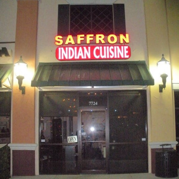 Photo taken at Saffron Indian Cuisine by Khalid A. on 1/2/2016