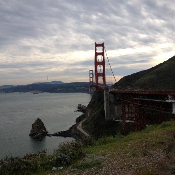Photo taken at Vista Point by John L. on 1/22/2013