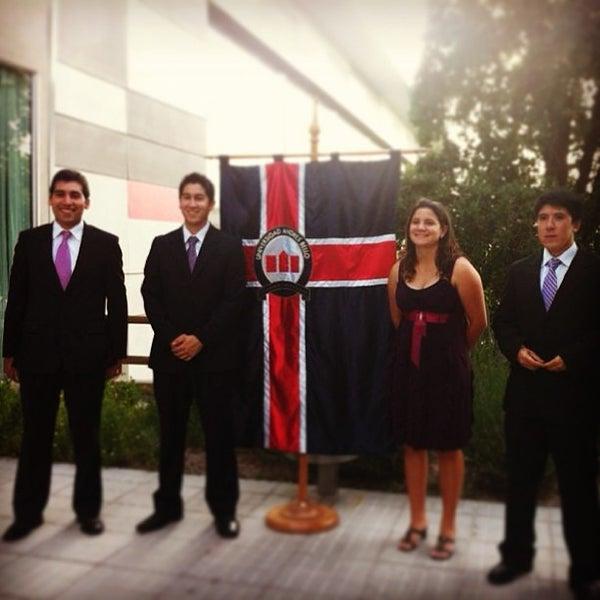 Foto tomada en Universidad Andrés Bello por Joako A. el 1/4/2013
