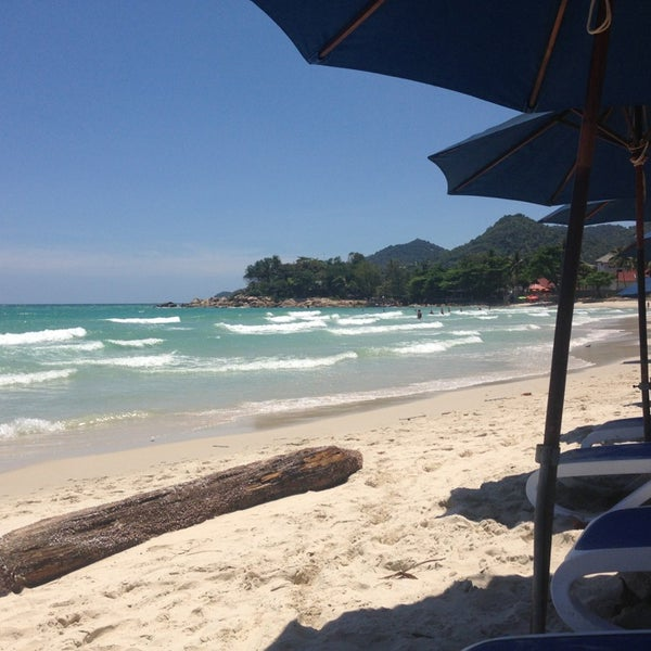 Photo taken at Samui Resotel And Spa by Victoria N. on 3/16/2013