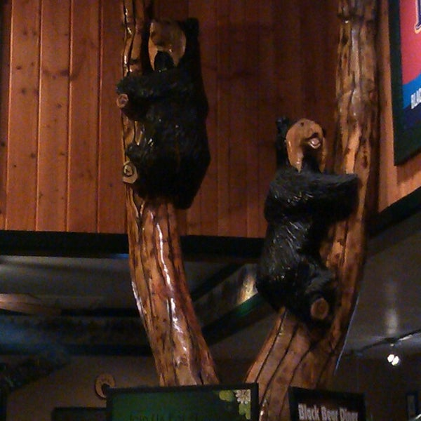 Photo taken at Gilbert Black Bear Diner by Adrian  GEEMAN K. on 3/2/2013