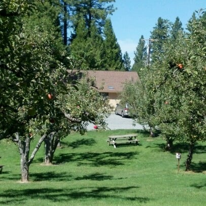 Photo taken at Boa Vista Orchards by Christina C. on 10/7/2012