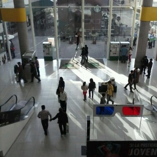 Photo taken at Centro Las Americas by Ana E. on 11/16/2012