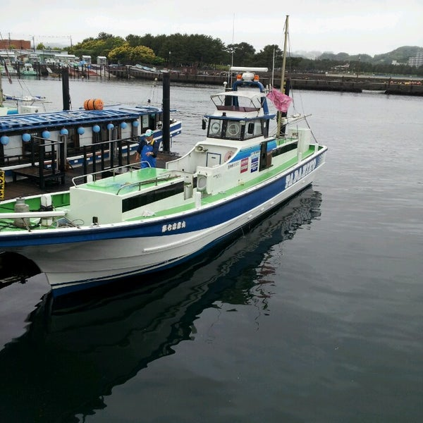 5/11/2013にTaketeru N.が金沢八景 忠彦丸 釣船・釣宿で撮った写真