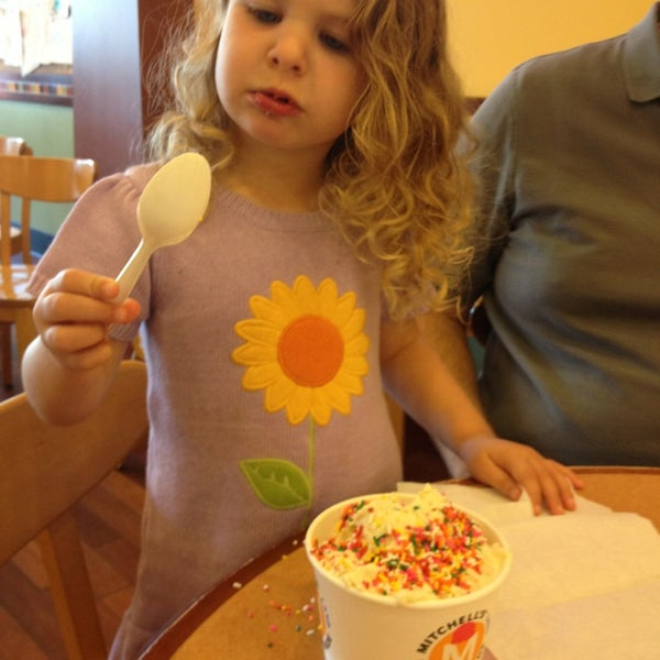 Photo taken at Mitchell's Ice Cream by Beth H. on 9/2/2013
