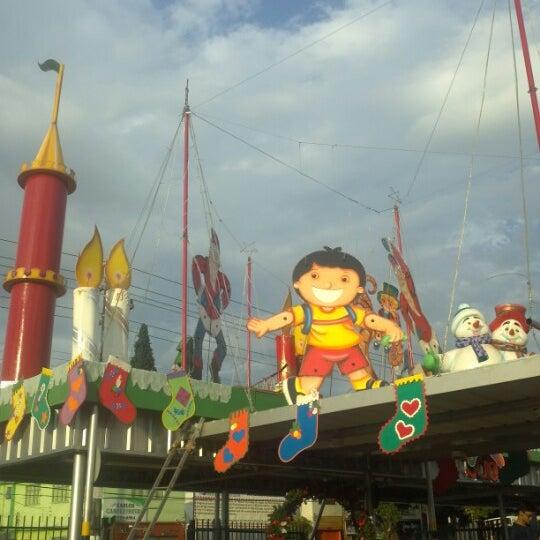 Photo taken at Yamada Plaza by Elaine S. on 12/1/2012