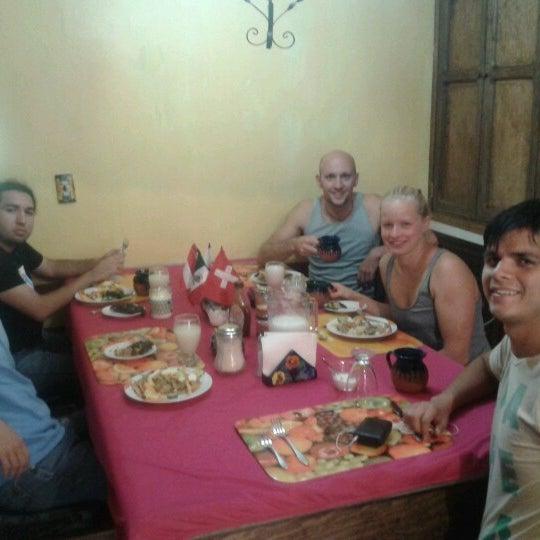 Foto tomada en Hostal Casa de Dante por Dante R. el 10/7/2012