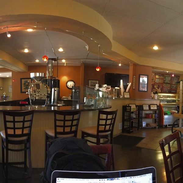 Photo taken at Arcedium Coffeehouse Inc by Jacob D. on 8/6/2016