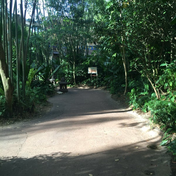 Photo taken at Maharajah Jungle Trek by Basar A. on 10/25/2016