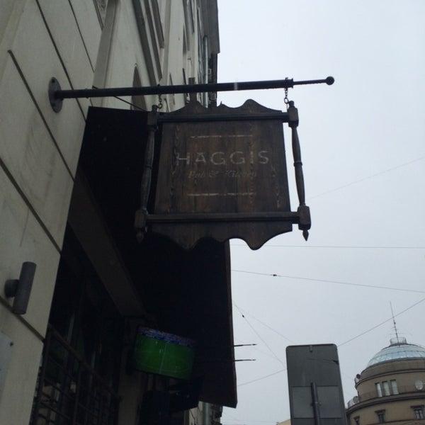 Photo taken at Haggis Pub & Kitchen by Светлана on 6/17/2014