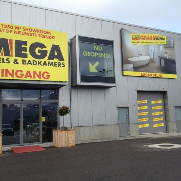 Photos at Mega Tegels & Badkamers - Furniture / Home Store in ...