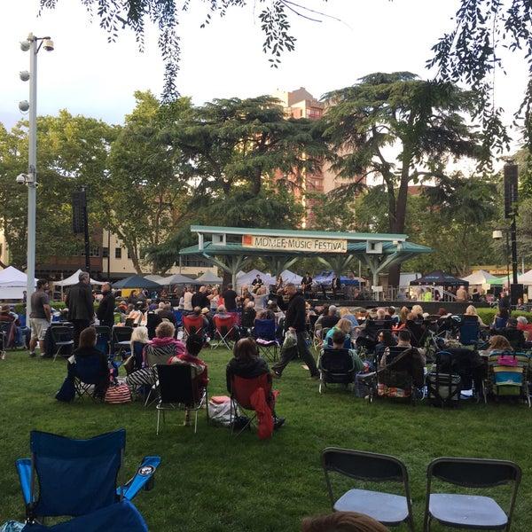 Photo taken at Todos Santos Plaza by Alan C. on 5/12/2017