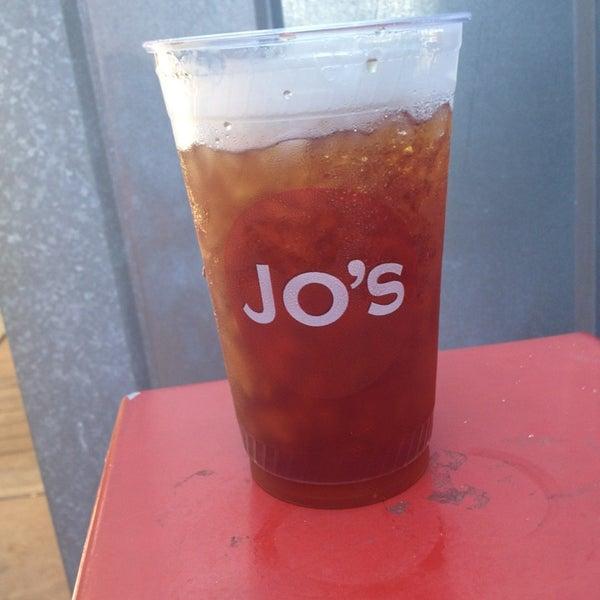 Photo taken at Jo's Coffee by Dani D. on 6/10/2013