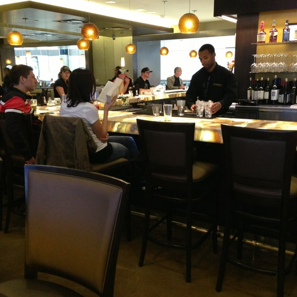 Cat Cora 39 S Kitchen George Bush Intercontinental Airport 2800 N Terminal Rd