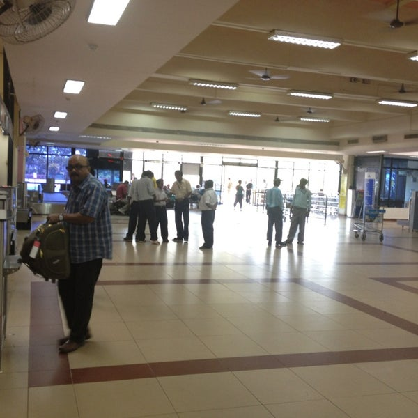 Photo taken at Goa International Airport / Dabolim Airport (GOI) by Ekaterina S. on 3/28/2013
