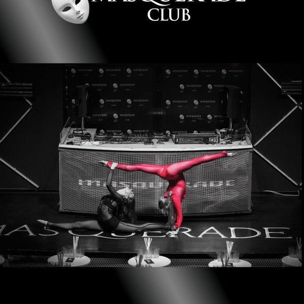 12/23/2012 tarihinde BedroomProject T.ziyaretçi tarafından Masquerade Club'de çekilen fotoğraf