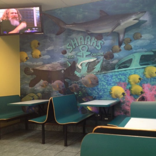 Sharks fish chicken south holland il for Sharks fish and chicken locations