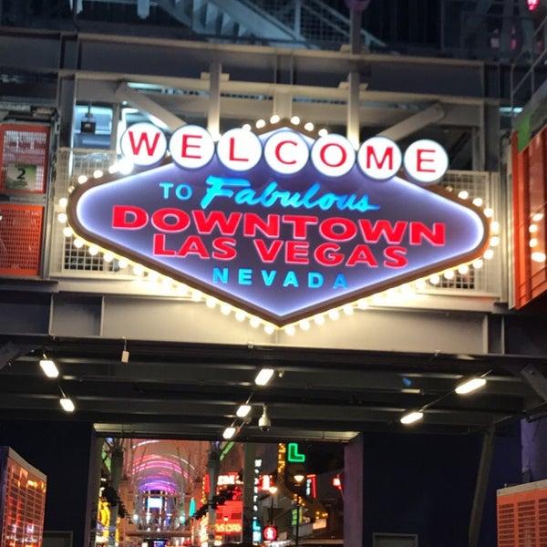 Photo taken at Downtown Las Vegas by Faisal on 5/15/2017