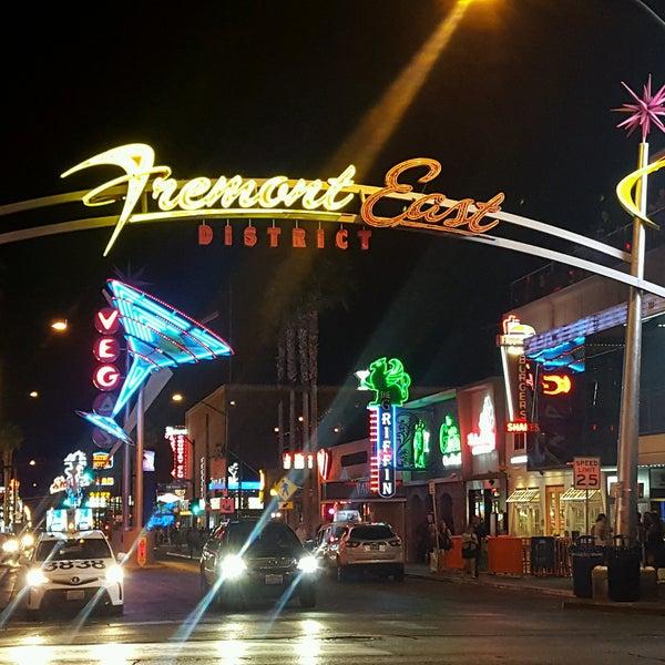Photo taken at Downtown Las Vegas by Lupita G. on 5/1/2017