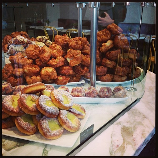 B. Patisserie - Lower Pacific Heights - San Francisco, CA