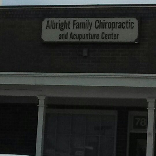 Photo Taken At Albright Family Chiropractic And Acupuncture Center By Bullman On 8 29