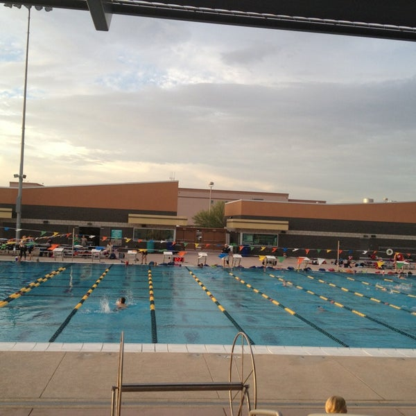 Skyline Aquatics Center Pool In Mesa East