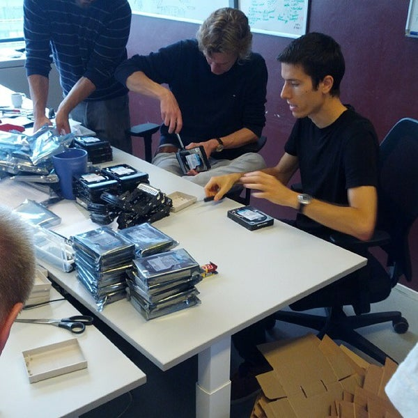 Photo taken at Faculty Of Electrical Engineering, Mathematics and Computer Science by Alexey I. on 10/8/2013