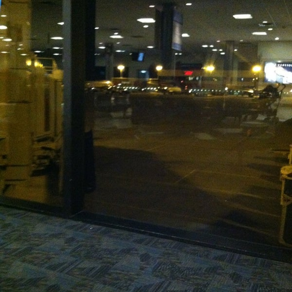 Photo taken at Gate A6 by Michelle H. on 2/7/2013