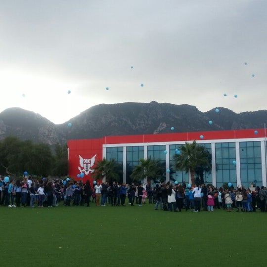 Photo prise au Girne American University par Sinem G. le11/23/2012