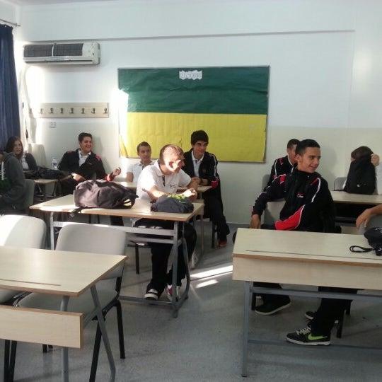 Photo prise au Girne American University par Sinem G. le10/22/2012