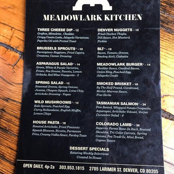 photo taken at meadowlark kitchen by m a on 6112017 - Meadowlark Kitchen