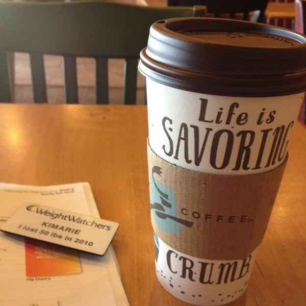 Photo taken at Caribou Coffee by Kimarie T. on 2/24/2013