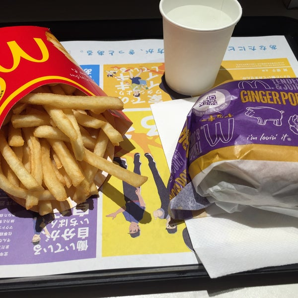Photo taken at McDonald's by にしむ。 on 3/18/2017
