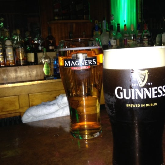 Photo taken at Dubliner Pub by Matt on 8/18/2012